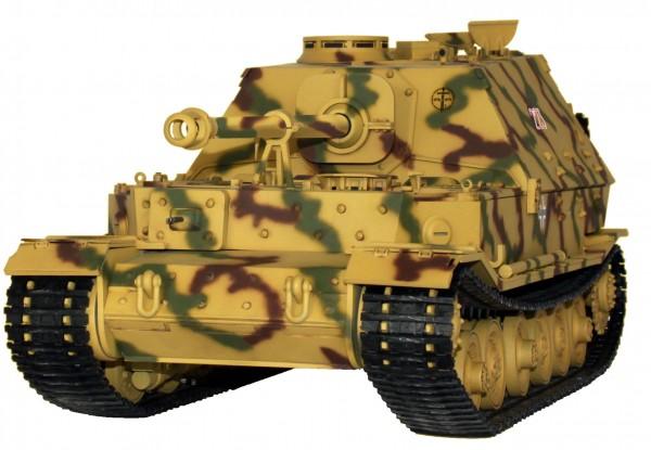 Tiger repaint - RC Tank Warfare